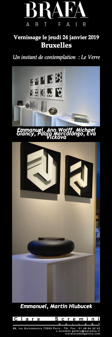 BRAFA 2019 - Clara Scremini Gallery - Paris